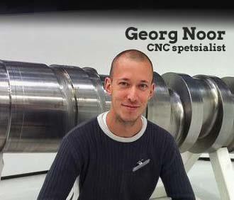 Georg Noor CNC spetsialist