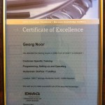 DMG certificate Germany
