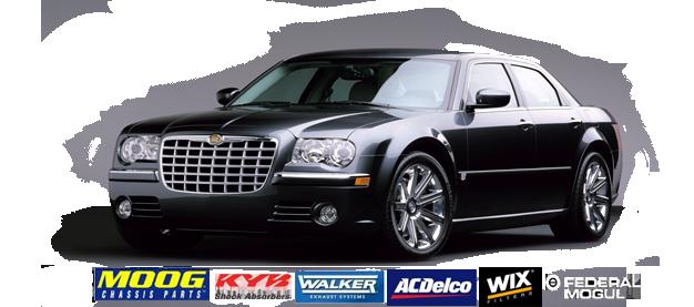 Ameerika autode varuosad